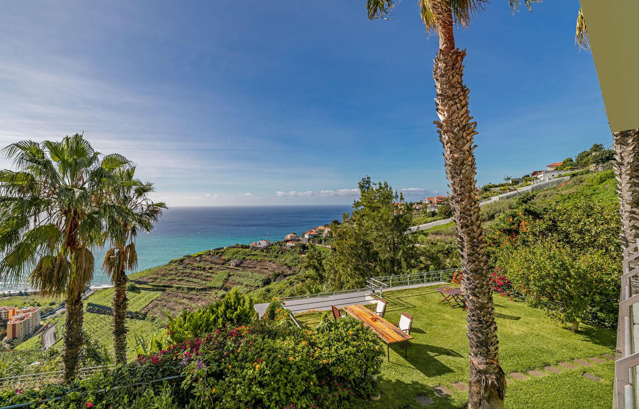 Privileged location in Madeira Island Photo