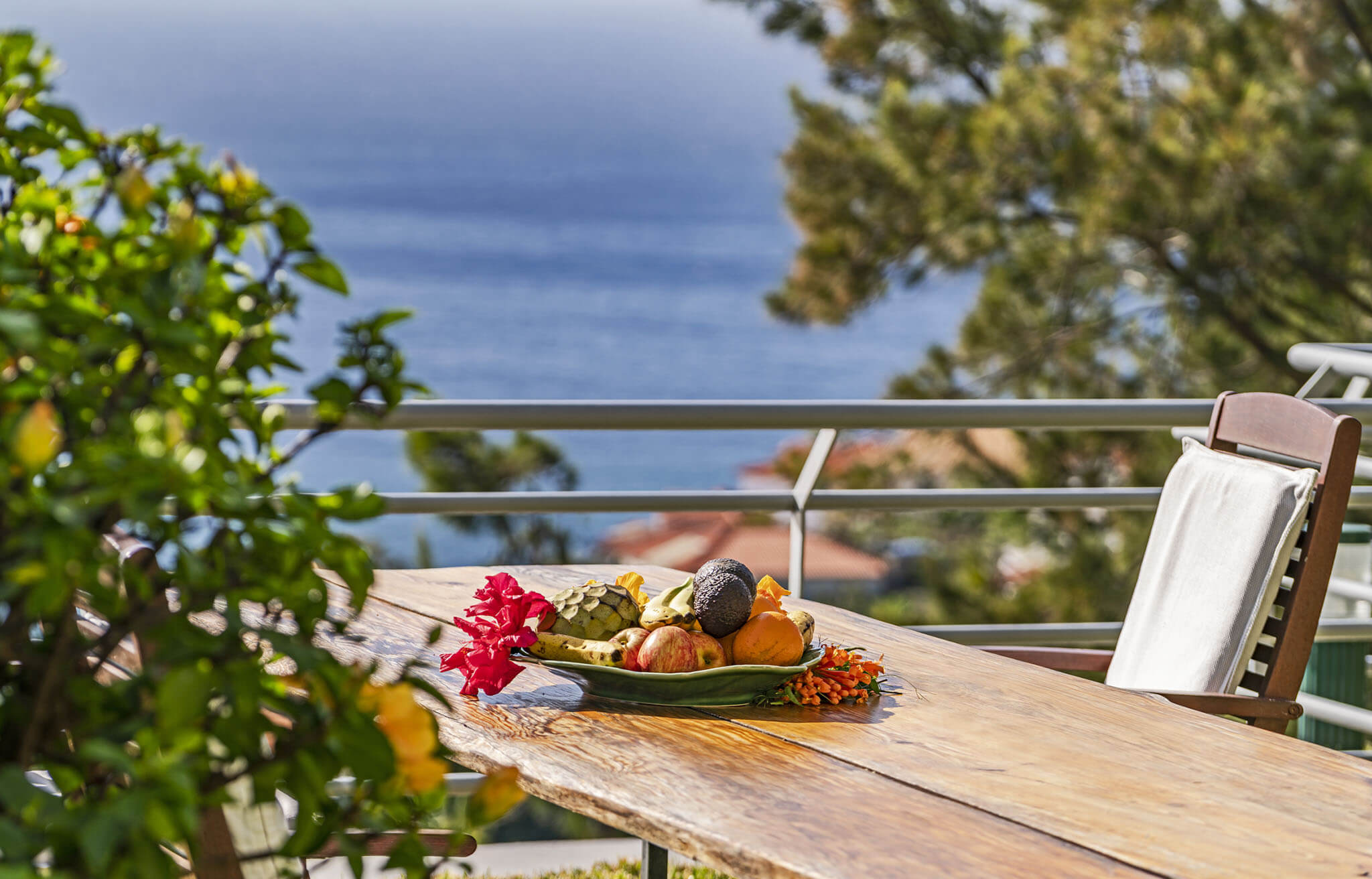 Savour the Day at Casa do Papagaio Verde - Bed & Breakfast in Madeira Island